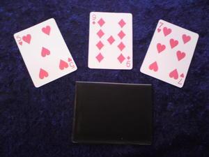 Chameleon Prediction Cards
