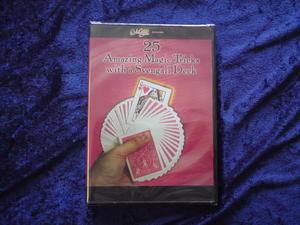 DVD - 25 Trick med Svengali kortlek
