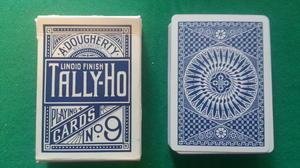 Tally Ho, blå