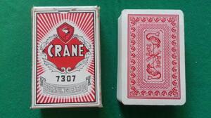 Crane 7307, röd