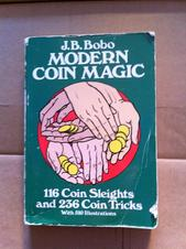 Modern Coin Magic (J.B. Bobo)