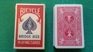 Bicycle Bridge, röd