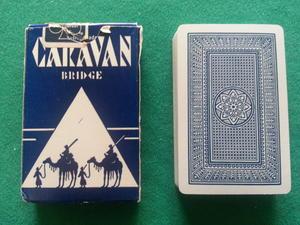 Caravan - blå