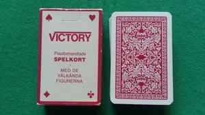Victory, röd