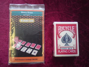 10 Exact Cards (Henry Evens) - BEGAGNAD
