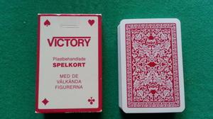 Victory spelkort