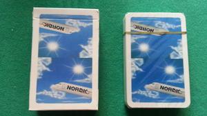 Nordic flyg kortlek
