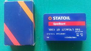 Statoil-kortlek